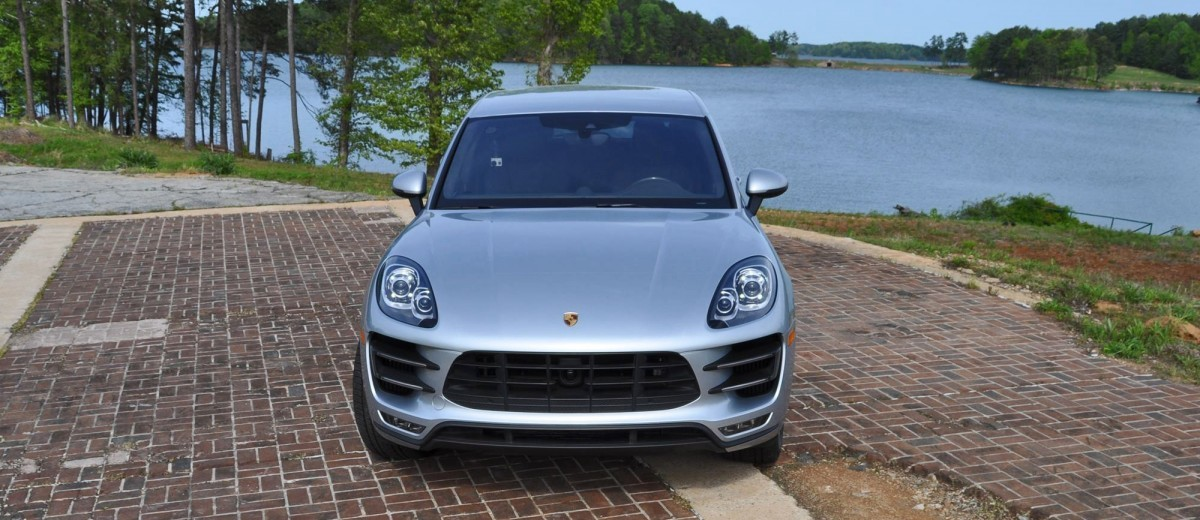 2015 Porsche MACAN TURBO Review Photos 72