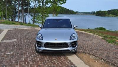 2015 Porsche MACAN TURBO Review Photos 72