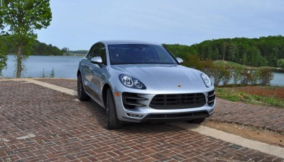 2015 Porsche MACAN TURBO Review Photos 74