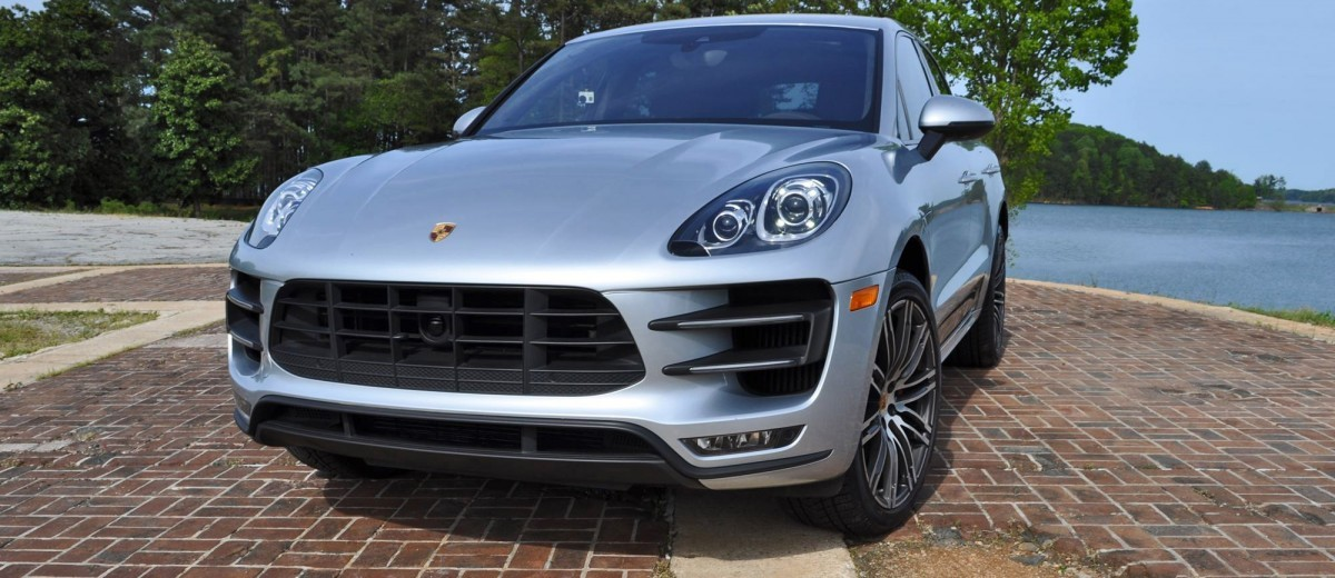 2015 Porsche MACAN TURBO Review Photos 82
