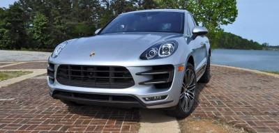 2015 Porsche MACAN TURBO Review Photos 82