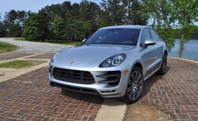 2015 Porsche MACAN TURBO Review Photos 83