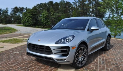 2015 Porsche MACAN TURBO Review Photos 84