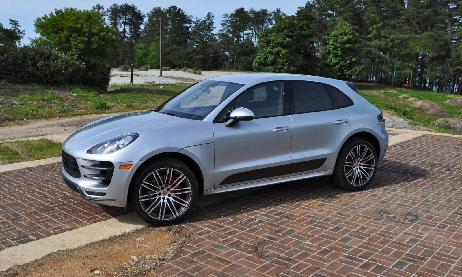 Lastest 2015 Porsche MACAN TURBO Review