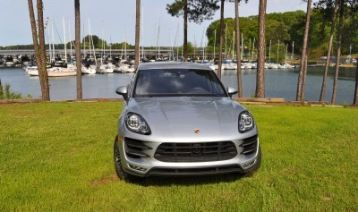 2015 Porsche Macan Turbo Review 1