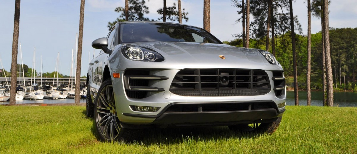 2015 Porsche Macan Turbo Review 10