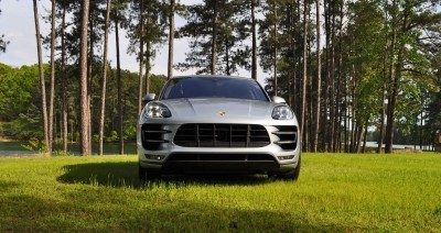2015 Porsche Macan Turbo Review 100