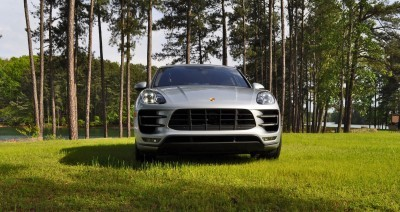 2015 Porsche Macan Turbo Review 101
