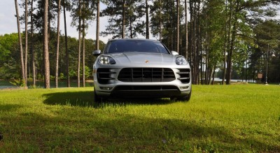 2015 Porsche Macan Turbo Review 102