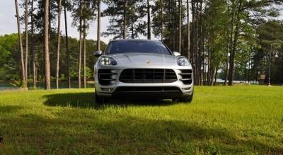 2015 Porsche Macan Turbo Review 102