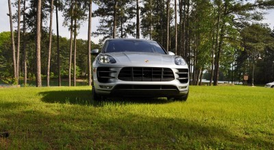 2015 Porsche Macan Turbo Review 103