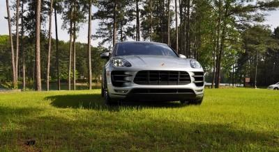 2015 Porsche Macan Turbo Review 104