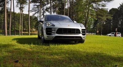 2015 Porsche Macan Turbo Review 105