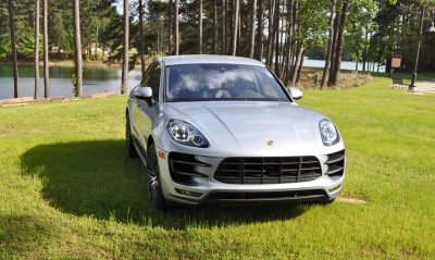 2015 Porsche Macan Turbo Review 106