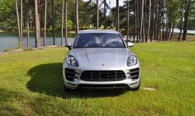2015 Porsche Macan Turbo Review 107