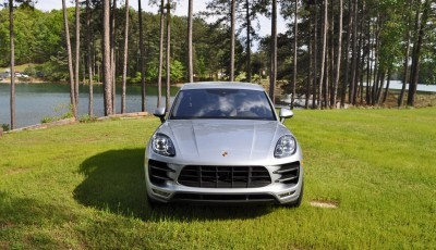 2015 Porsche Macan Turbo Review 108