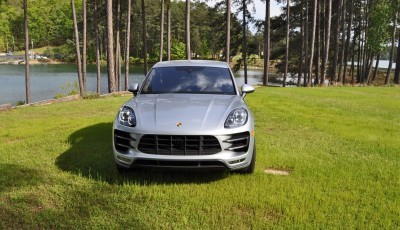 2015 Porsche Macan Turbo Review 109