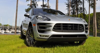 2015 Porsche Macan Turbo Review 11