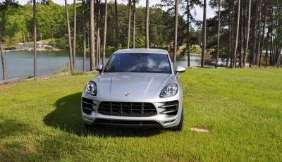 2015 Porsche Macan Turbo Review 110