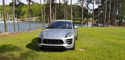 2015 Porsche Macan Turbo Review 111