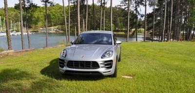 2015 Porsche Macan Turbo Review 111