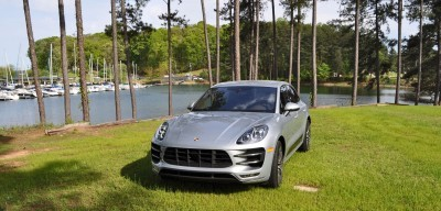 2015 Porsche Macan Turbo Review 113