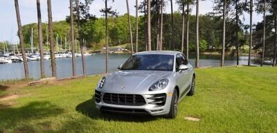 2015 Porsche Macan Turbo Review 113
