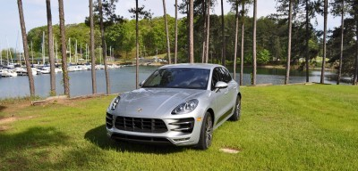 2015 Porsche Macan Turbo Review 114