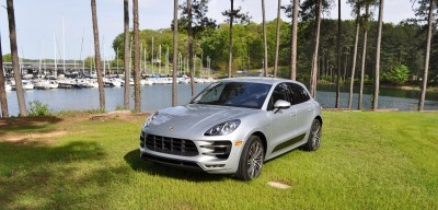 2015 Porsche Macan Turbo Review 115