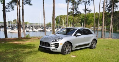 2015 Porsche Macan Turbo Review 117