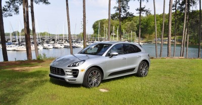 2015 Porsche Macan Turbo Review 118