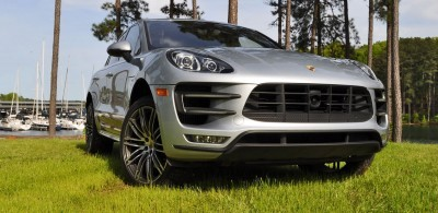 2015 Porsche Macan Turbo Review 12