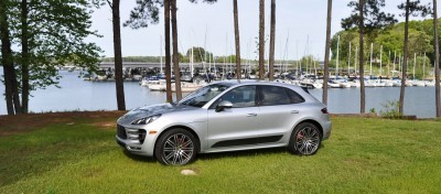 2015 Porsche Macan Turbo Review 121