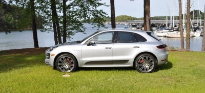 2015 Porsche Macan Turbo Review 123