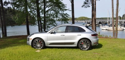 2015 Porsche Macan Turbo Review 124