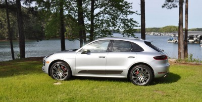 2015 Porsche Macan Turbo Review 125
