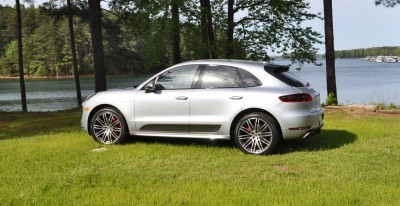 2015 Porsche Macan Turbo Review 127