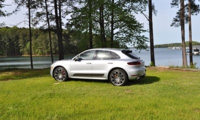 2015 Porsche Macan Turbo Review 128