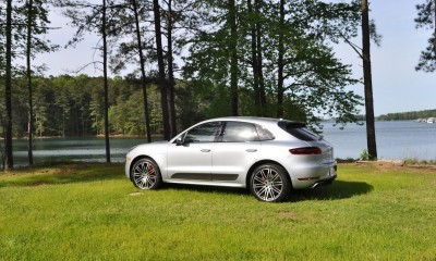 2015 Porsche Macan Turbo Review 129