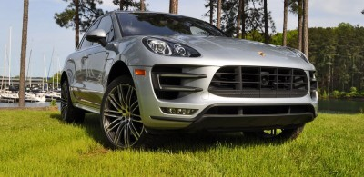 2015 Porsche Macan Turbo Review 13