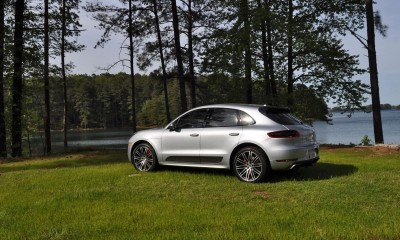 2015 Porsche Macan Turbo Review 130