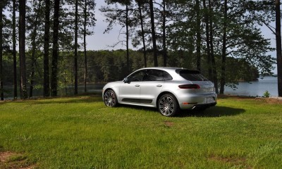 2015 Porsche Macan Turbo Review 132