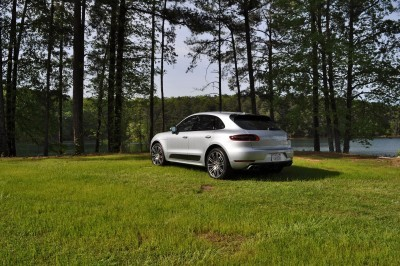 2015 Porsche Macan Turbo Review 133