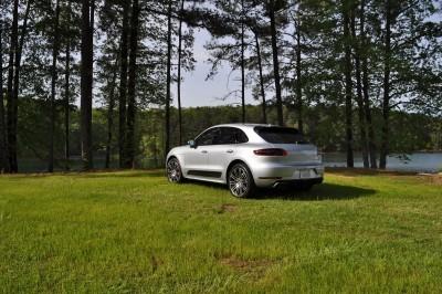 2015 Porsche Macan Turbo Review 133