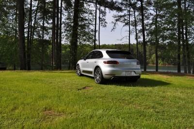 2015 Porsche Macan Turbo Review 134