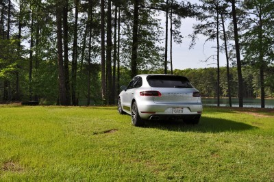 2015 Porsche Macan Turbo Review 135