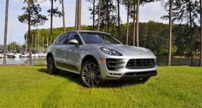 2015 Porsche Macan Turbo Review 136