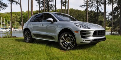 2015 Porsche Macan Turbo Review 137