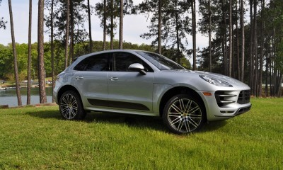 2015 Porsche Macan Turbo Review 138