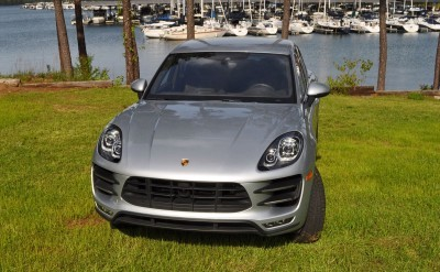 2015 Porsche Macan Turbo Review 14